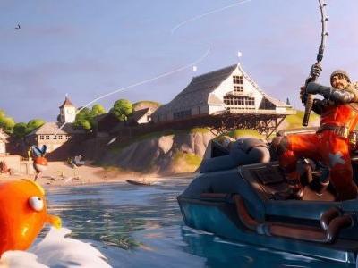 Fortnite's back as a Big Bang refreshes the whole game