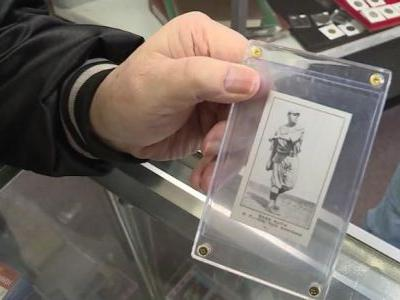 Man buys priceless Babe Ruth card for $2
