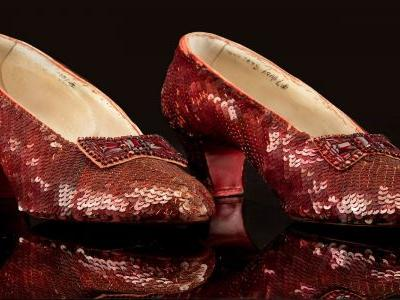 Wizard of Oz's Stolen Ruby Slippers Recovered by Police 13 Years Later