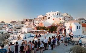 Travel plans decreases Greece's concern over tourism season