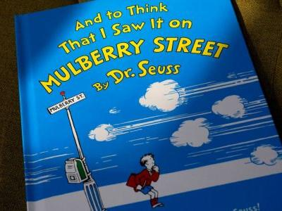 6 books, nix books: Dr. Seuss works halted for racist images