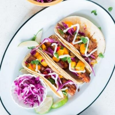Tilapia Fish Taco Recipe
