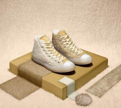 Are These Clot x Converse Sneakers the Footwear Equivalent of Hygge?