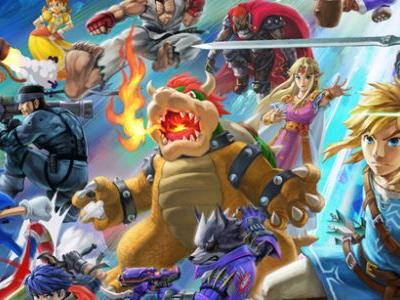 Amazon UK listing says Smash Bros. Ultimate has 71 fighters