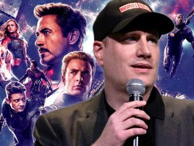 Kevin Feige Answers 11 Burning Questions About Endgame & The MCU's Future