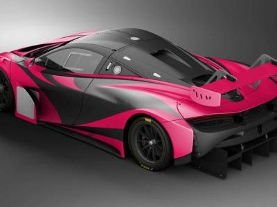 This Lark-Style McLaren 720S Resurrects A Famous Pink Racing Livery