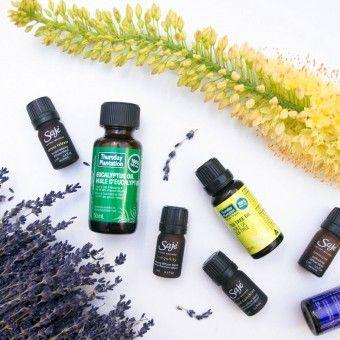 These Essential Oils Can Relieve Stress and Clear Up Acne