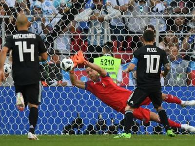 World Cup 2018: Iceland ties mighty Argentina; Lionel Messi misses penalty kick