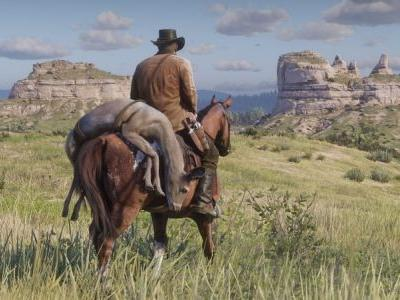 Red Dead Redemption 2 NPCs give you directions if you disable the mini-map