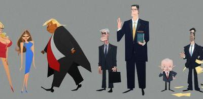"""""""Stupid Watergate"""" - the animated feature film concept"""
