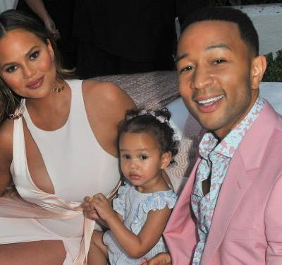 Chrissy Teigen shared a video of Luna sassing her dad John Legend - and fans with kids can totally relate