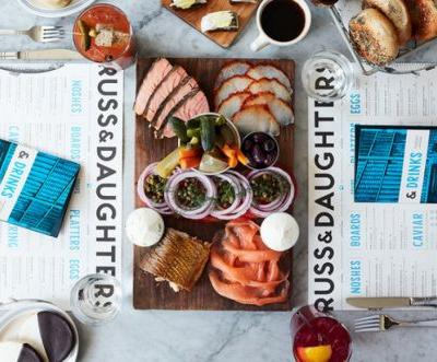 Russ & Daughters: How one family keeps traditional Jewish foods alive in New York City