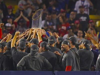 Patriots to honor Alex Cora, Red Sox before game Sunday night