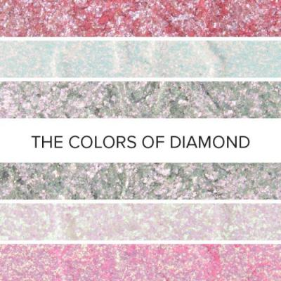 The Colors of Diamond: 15 Eyeshadow Color Combos for April