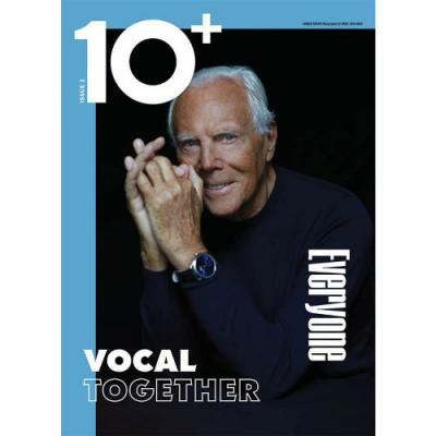 Giorgio Armani Is Set To Honoured With the Outstanding Achievement Award at this Year's Fashion Awards
