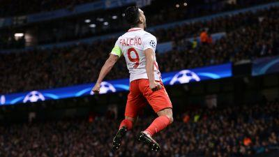 WATCH: Falcao's short-range chip shot and more highlights from eight-goal thriller