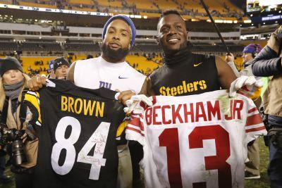 Antonio Brown's huge payday should make Odell take notice