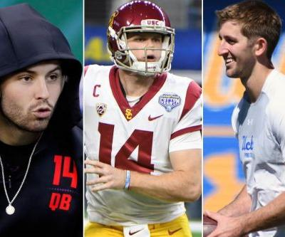 The Jets' draft targets at quarterback and specialist