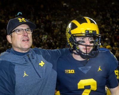 Michigan's Higdon stokes hype, predicts win over Ohio State