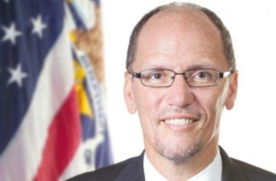 BREAKING: Tom Perez Has Been Elected New Chair of the Democratic National Committee