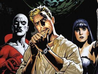 See What Justice League Dark Could Have Looked Like