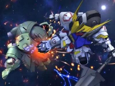 The Next Gundam Game is SD Gundam G Generation Cross Rays