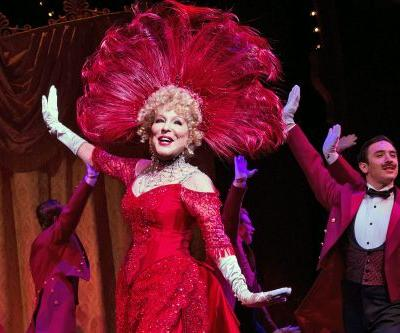 Bette Midler returning for 'Hello, Dolly' summer run
