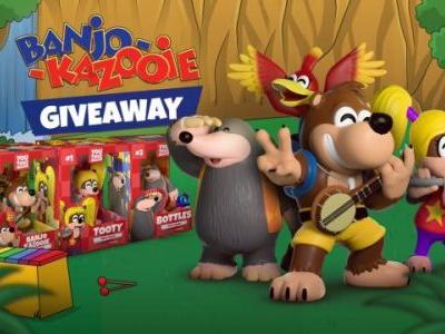 Youtooz Launches Banjo-Kazooie Figurines This Week