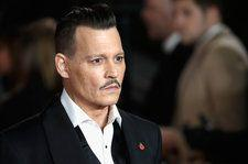 Johnny Depp Sued for Allegedly Punching Crew Member on Tupac & Biggie Movie Set