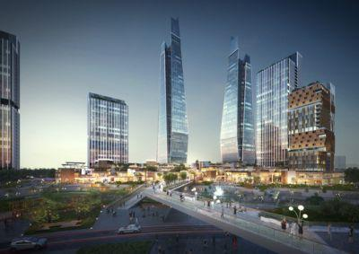 Woods Bagot Mixed-Use Project Named One of Shenzhen's Most Important of 2016