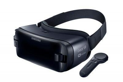 Samsung Announces New Gear VR Headset with Controller