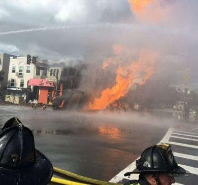 5 people missing after San Francisco gas explosion
