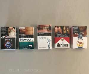 Graphic Health Warning Labels on Cigarette Packages Can Deter Some Sales