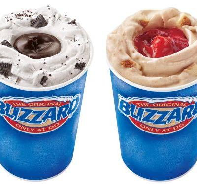 DQ Highlights Royal Blizzard Treats To Celebrate Royal Wedding