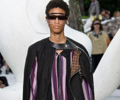 Louis Vuitton Resort 2019 Debuts Sneaker-Boots and Safety Goggle Eyewear