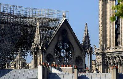 Cigarette, electrical fault among possible causes of Notre Dame fire - Paris prosecutors