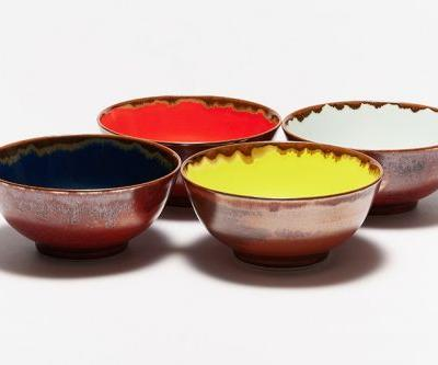 5525gallery Releases Porcelain Bowls by Sculptor Yuki Inoue