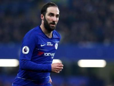Chelsea's Higuain: I am immune to criticism, regret living like 'prisoner'