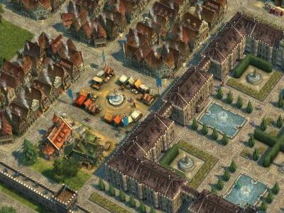 Ubisoft are revamping four vintage Anno games
