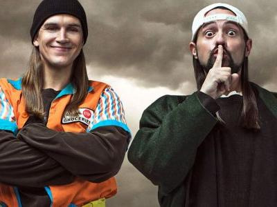 Jay & Silent Bob Reboot Is Coming to Comic-Con
