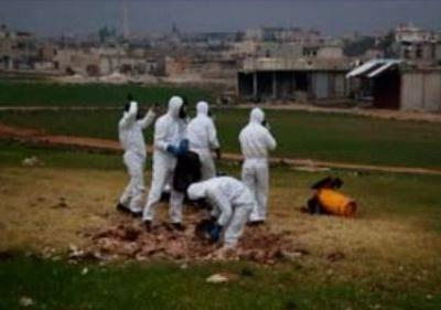 Inspectors Confirm 'Likely' Use Of Chlorine As Chemical Weapon In Syria In February