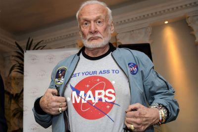 'Ailing' Buzz Aldrin evacuated from South Pole