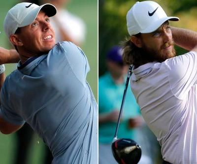 It's gut-check time for Rory McIlroy and Tommy Fleetwood
