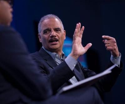 Ex-AG Eric Holder to decide on 2020 bid 'in the next month or so'