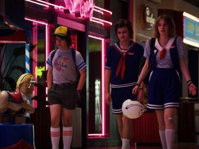 What Is The Russian Code On 'Stranger Things' Season 3? It's All About The Mall