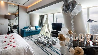 """Indulge in Sweet Romance with """"Starry Vow"""" Room Package at Four Seasons Hotel Guangzhou"""