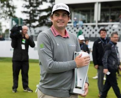 Golf: Bradley beats Rose in playoff to win BMW Championship