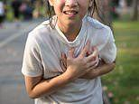Only HALF of US kids and teens have OK cholesterol levels - and 25% have dangerous levels
