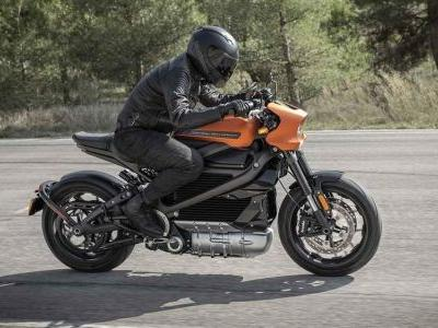 Harley-Davidson Opens LiveWire Preorders And Announces Pricing