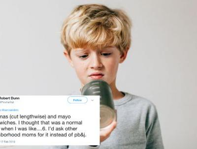 These Tweets About Weird Food Habits From Childhood Will Make You Laugh, Then Gag